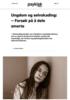 Ungdom og selvskading: - Forsøk på å dele smerte