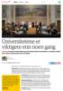 Universitetene er viktigere enn noen gang