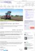 Uoppmerksomhet ved rattet - også i traktoren