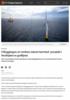 Utbyggingen av verdens største havvind-prosjekt i Nordsjøen er godkjent