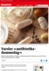 Varsler antibiotika-dommedag