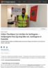 Vekter Thorbjørn (31) streiker for lærlingene: - Småpengene bryr jeg meg ikke om. Lærlingene er framtida