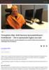 Vernepleier May-Britt besvarer koronatelefonen i Fredrikstad: - Det er spennende å gjøre noe nytt