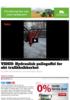 VIDEO: Hydraulisk pallegaffel for økt trafikksikkerhet