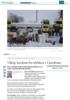 Viktig lærdom fra ulykken i Gjerdrum