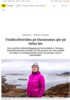 Vindkraftstriden på Haramsøya går på helsa løs