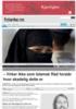 - Virker ikke som Islamsk Råd forstår hvor skadelig dette er