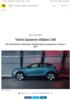Volvo lanserer elbilen C40