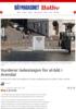 Vurderer ladestasjon for el-båt i Arendal