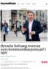 Øystein Solvang overtar som kommunikasjonssjef i NPF